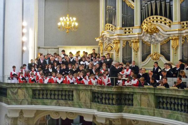 Kapellknabeninstitut der Kathedrale St. Trinitatis